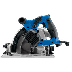 Draper 1200W 165mm Plunge Saw and Rails
