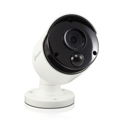 Swann Ultra HD Thermal Sensing Bullet Security Camera