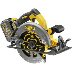 DeWalt DeWalt DCS575 54V XR FlexVolt 190mm Circ Saw 2 x 6.0Ah - 94363 - from Toolstation
