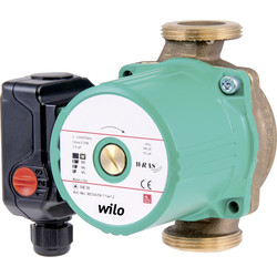 Wilo Wilo SB30 1 Phase Secondary Circulating Pump 230V - 94383 - from Toolstation
