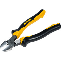 Roughneck Roughneck Heavy Duty Diagonal Cutting Pliers 200mm - 94387 - from Toolstation