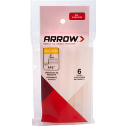 Arrow Arrow Glue Sticks 4 Inch - 94388 - from Toolstation