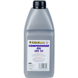 Compressor Oil 1L - 94582 - from Toolstation