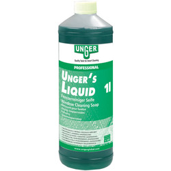 Unger Unger Window Cleaning Concentrate 1L - 94592 - from Toolstation