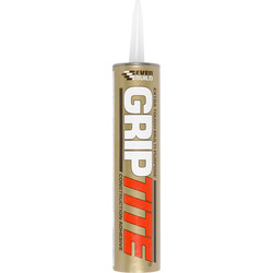 Everbuild Griptite 310ml Solvent Based - 94608 - from Toolstation