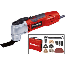 Einhell 300W Multitool Kit 14Pc Accessories 300W - 94634 - from Toolstation