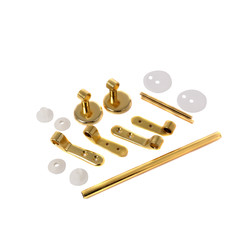 Wooden Seat Hinge Kit