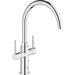 Grohe Grohe Ambi Mono Mixer Kitchen Tap  - 94722 - from Toolstation