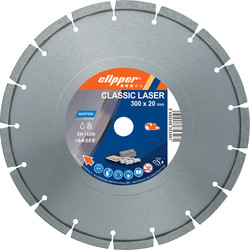 Norton Norton Specialist Laser Diamond Blade 300 x 20mm - 94842 - from Toolstation