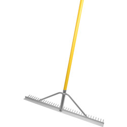 "Roughneck Roughneck Aluminium Landscape Rake 36"" - 94999 - from Toolstation"