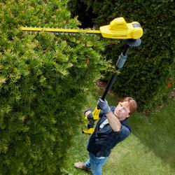 Stanley FatMax V20 18V 45cm Cordless Long Reach Hedge Trimmer