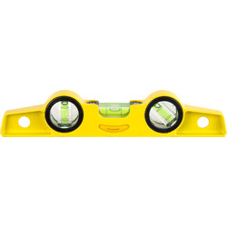Tried and Tested Scaffold Spirit Level 240mm - 95096 - from Toolstation