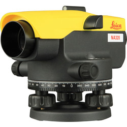 Leica Leica NA320 Optical Level 20 x Magnification - 95177 - from Toolstation