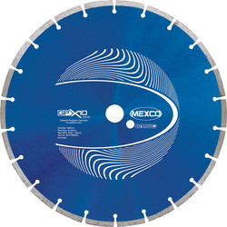 Mexco Mexco General Purpose Concrete Cutting Diamond Blade 350mm - 95191 - from Toolstation