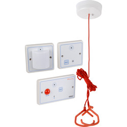 Disabled Persons Toilet Alarm