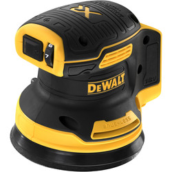 DeWalt DeWalt DCW210N-XJ 18V XR Brushless 125mm Random Orbital Sander Body Only - 95257 - from Toolstation