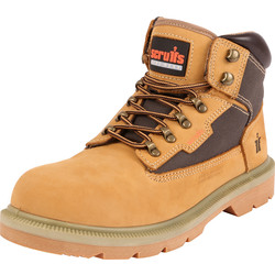 Scruffs Twister Safety Boot Tan Size 8