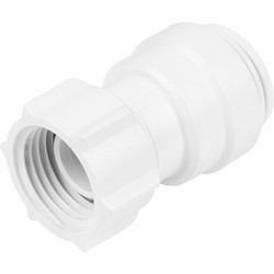 "JG Speedfit JG Speedfit Female Tap Connector 15mm 1/2"" BSP - 95406 - from Toolstation"