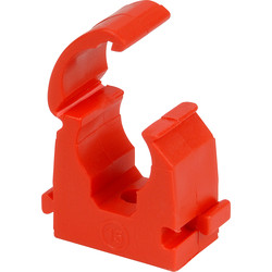 Talon Talon Hinged Clip Red 22mm - 95442 - from Toolstation