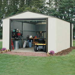 Rowlinson Rowlinson Murry Hill Garage With Assembly 12' x 17' - 95518 - from Toolstation
