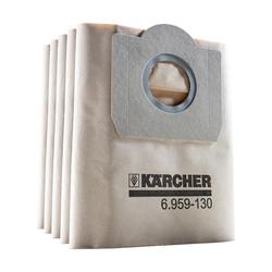 Karcher Wet & Dry Vacuum Paper Filter Bags