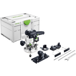 "Festool Festool OF 1010 EQ-Plus Router (1/4"" & 8mm) 110V - 95563 - from Toolstation"