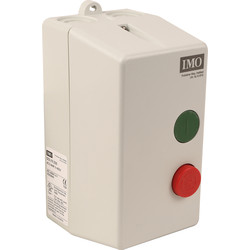 IMO IMO 4kW DOL Starter 10A 230V IP65 - 95573 - from Toolstation