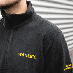 Stanley Gadsden 1/4 Zip Microfleece