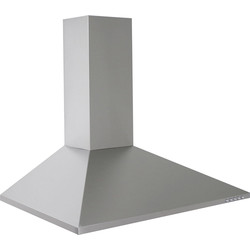 Culina Appliances Culina Chimney Extractor Hood 70cm Stainless Steel - 95587 - from Toolstation