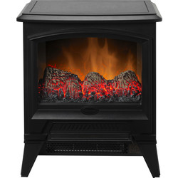 Dimplex Dimplex Casper Electric Stove Fire 2kW - 95655 - from Toolstation