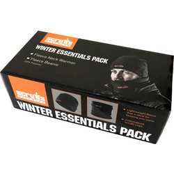 Scruffs Scruffs Winter Essentials Pack One Size - 95658 - from Toolstation