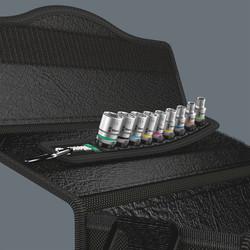 Wera Belt 1/4 Inch Zyklop Socket Set