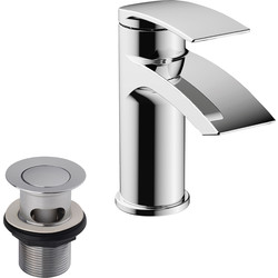 Ebb and Flo Ebb + Flo Cobo Taps Basin Mixer - 95737 - from Toolstation