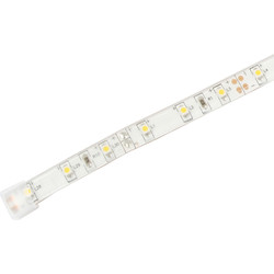 Green Lighting LED IP65 Flexible Strip Light 2400mm 11.52W Warm White - 95747 - from Toolstation