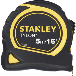 Stanley Stanley Tylon Tape Measure 5m - 95776 - from Toolstation