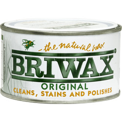Briwax Briwax Original 400g Clear - 95790 - from Toolstation