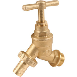 "Hose Union Bib Tap 1/2"" - 95844 - from Toolstation"