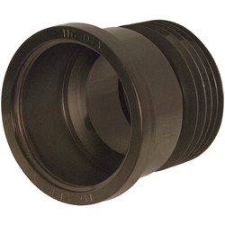 McAlpine McAlpine Drain Connector 110mm Black - 96056 - from Toolstation