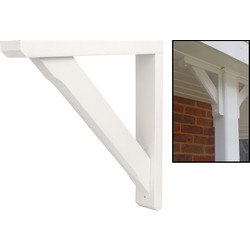 Porch Gallows Bracket 500 x 500mm - 96065 - from Toolstation