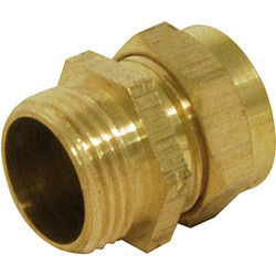 Unbranded Brass TRS Gland Brass - 20mm TRS - 96081 - from Toolstation