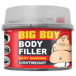 Big Boy Big Boy Lightweight Body Filler 250ml - 96113 - from Toolstation
