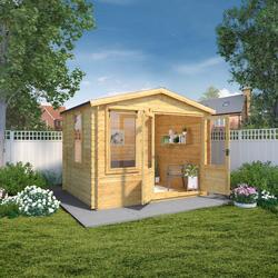 Mercia Log Cabin - 19mm