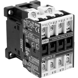 IMO IMO 3 Pole Contactor 10A 4kW 230V Coil - 96272 - from Toolstation