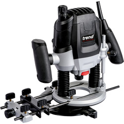 "Trend Trend T7 1/2"" 2100W Variable Speed Router 230V - 96327 - from Toolstation"