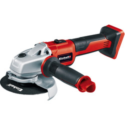 Einhell Einhell Power X-Change 18V 115mm Brushless Angle Grinder Body Only - 96390 - from Toolstation