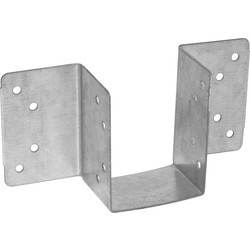 BPC Fixings Mini Timber to Timber Joist Hanger 50 x 65mm - 96431 - from Toolstation