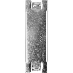 Wylex Wylex MCB Metal Blank SP - 96576 - from Toolstation
