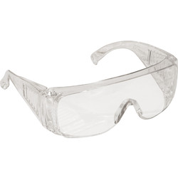 Safety Glasses Clear - 96583 - from Toolstation