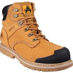 Amblers Amblers FS226 Safety Boots Honey Size 10 - 96694 - from Toolstation