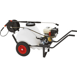 sip SIP Tempest PPB480/160 HONDA Bowser Petrol Pressure Washer 5.5hp - 96741 - from Toolstation
